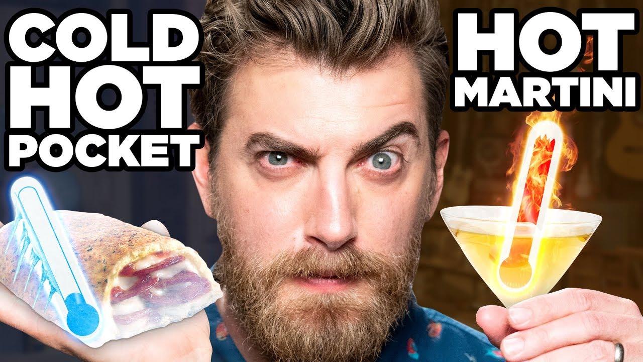 Hot Cold Food Vs. Cold Hot Food Taste Test image