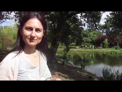 What to do in London - Regent's Park - Part 5 - Queen Mary's Gardens