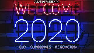 ENGANCHADO MegaMix VERANO  2020 RETRO OLD #1 - CUMBIA Y REGGAETON   AGUSDJ!