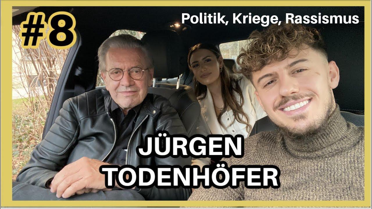 TALKTAXI #8   Jürgen Todenhöfer