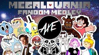 Yan Ade Megalovania Fandom Medley Axenide Remix