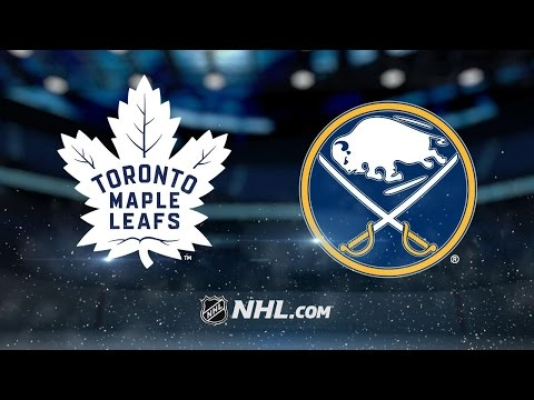 Eichel, Ennis push Sabres past Maple Leafs, 5-2