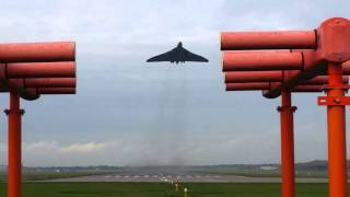 Avro Vulcan XH558 Final flight ! 28/10/2015
