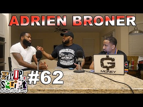 F.D.S #62 - ADRIEN BRONER - OPENS UP ABOUT HIS LOSSES!! WHO IS TO BLAME??