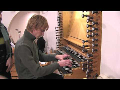 Widor's Toccata from his 5th Symphony