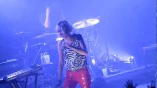 Yeah Yeah Yeahs - Tick LIVE HD (2013) Pomona Glass House