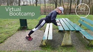 Virtual Bootcamp | Sportveldje Willaerlaan | De Fitfanaat