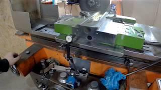 Аматорський ремонт токарного 1іС611В  ч.4