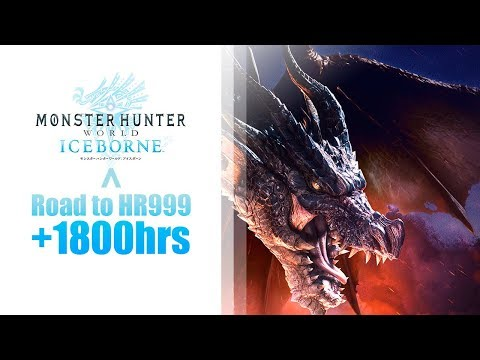 🔴 Monster Hunter World - Road to HR999 #1 - Erulaz en Vivo thumbnail