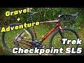 2019 Trek Checkpoint SL5 Amazing Gravel Bike!