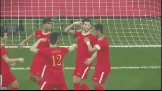 Timnas Indonesia vs Jordan Pes Liga