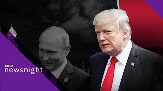 Craig Unger: 'Trump Russia scandal is starting to unravel' - BBC Newsnight