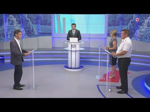Дебаты. Севастополь 24. Эфир от 22.08.2019