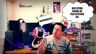 PLAYSTATION VR - NOS VOLVEMOS A QUERER - I LOVE YOU - 03/08/2017 - #PS4VR