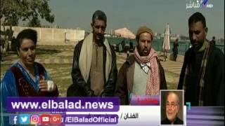 حسن يوسف يطلق دعوة للفنانين لزيارة الإسماعيلية .. فيديو