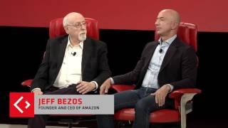 About Donald Trump | Jeff Bezos, CEO Amazon | Code Conference 2016
