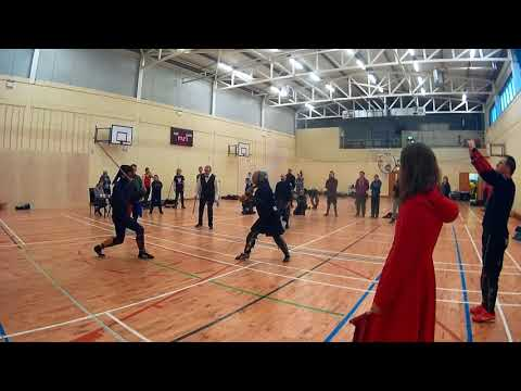 Féile na Gaiscígh 2018 Finals: Gold Match - Jamie MacIver vs Artur Augustyniak