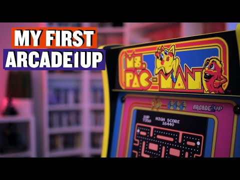 Why I Love the Arcade1Up Countercade from Your Player 2