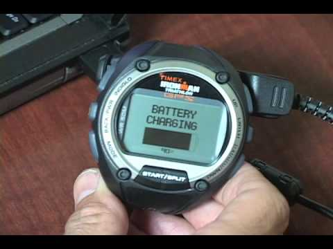timex ironman global trainer with gps getting started youtube rh youtube com Timex Watch Instruction Manual Timex Watch Instruction Manual