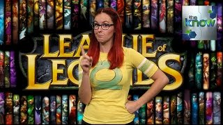 New Punishments for League of Legends Poor Sports - The Know