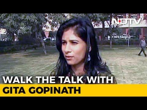 Gita Gopinath's Advice To RBI: 'Be More Transparent'