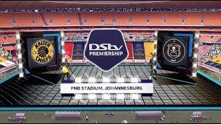 DStv Premiership | Kaizer Chiefs v Orlando Pirates | Highlights