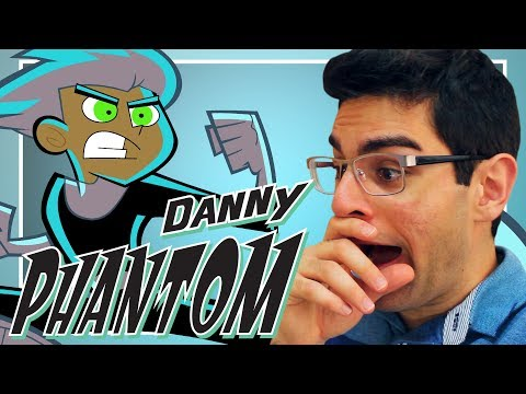 DANNY PHANTOM Reaction (Episode 1-10, Season 1)