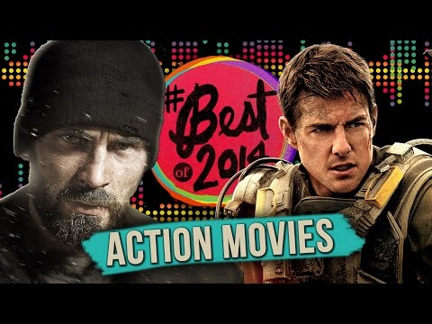 7 Best Action Movies of 2014