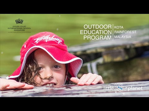 DCIS: Year 4 Residential Trip to Kota Rainforest, Malaysia
