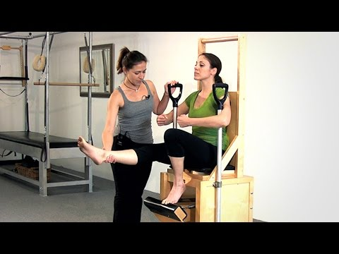 Pilatesology Electric Chair Overview with Tiziana Trovati Workout