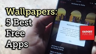 Best Free Wallpaper Apps On Ipad, Iphone, & Ipod Touch [how To]