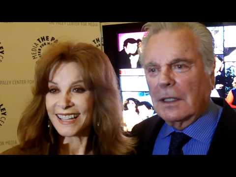 Stefanie Powers & Robert Wagner HART TO HART reunion