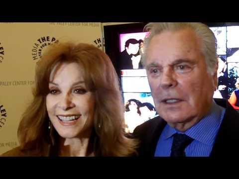 Steie Powers & Robert Wagner HART TO HART reunion
