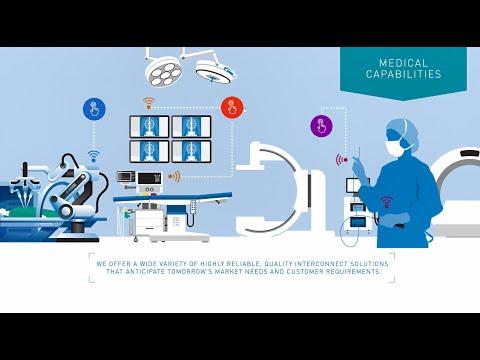 Medical market 3D animation