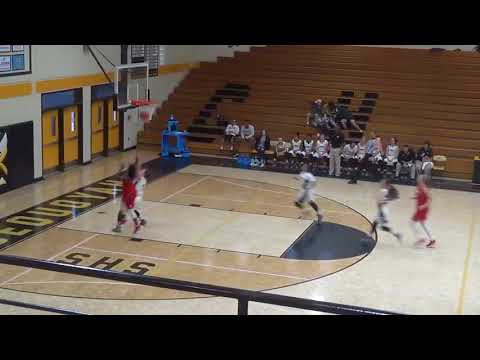 Tyler Collins G/PG 2018 East Hall