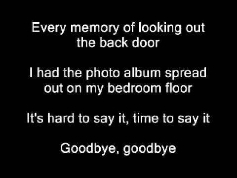 Nickelback Photograph With Lyrics - YouTube