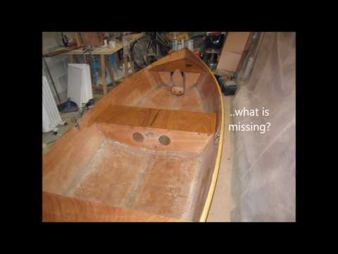Building a 10ft sailboat - Argie 10  [ENG version]