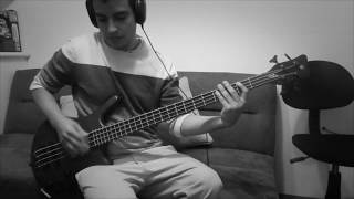 INCUBUS - A CERTAIN SHADE OF GREEN (bass cover)