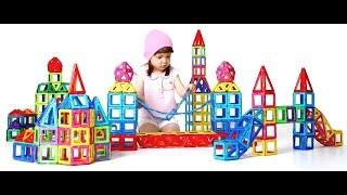 Детский конструктор на магнитах(, 2016-03-18T11:47:35.000Z)