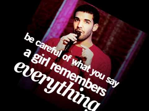 Drake- Find Your Love (Lyrics) {Pictures & Quotes}