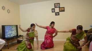 Dekhecho ki take oi nil nodir dhare DANCE