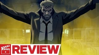 Constantine: City of Demons Micro-Movie Review