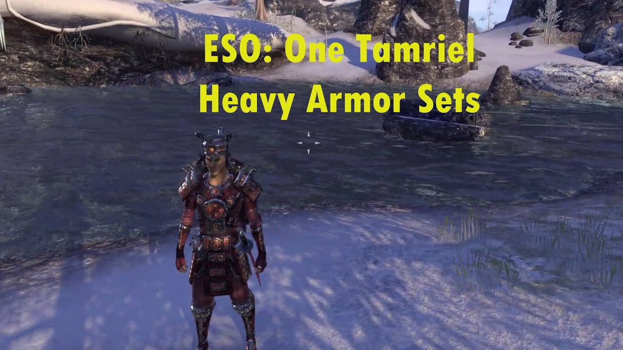 Eso armor sets images
