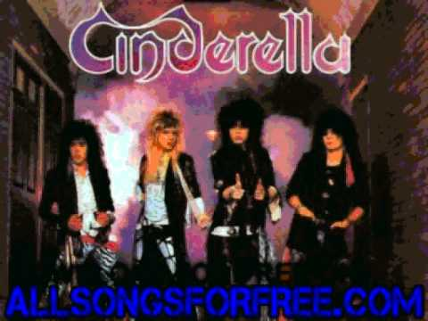 cinderella  Nothin For Nothin  Night Songs