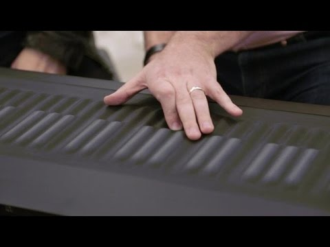 Roli Seaboard Grand Piano Demo
