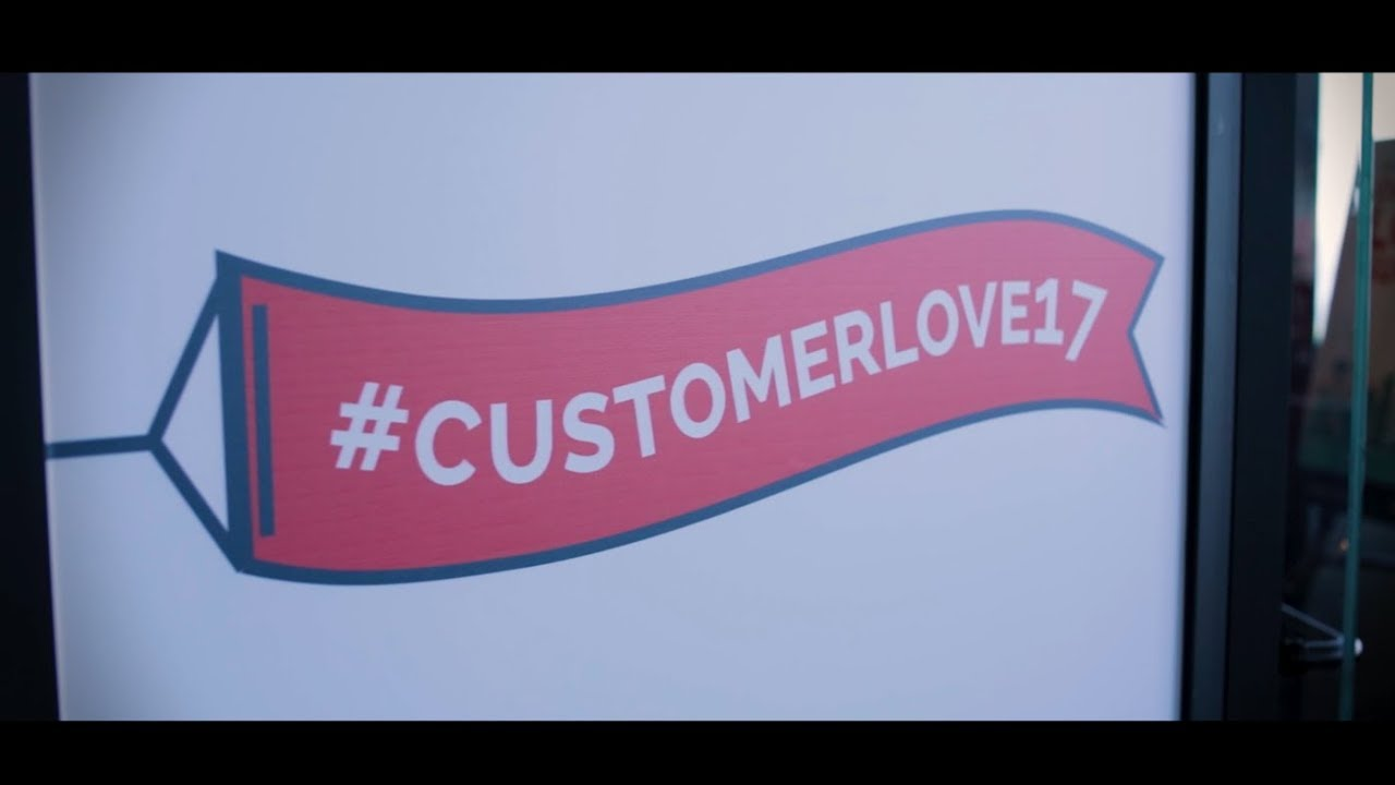 Customer Love 2017