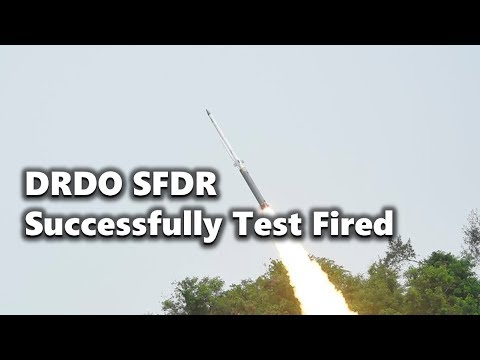 First Picture of India's Next Gen SFDR Missile Indigenous Meteor