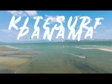 Kitesurfing Fun In Punta Chame At Panama Kite Center