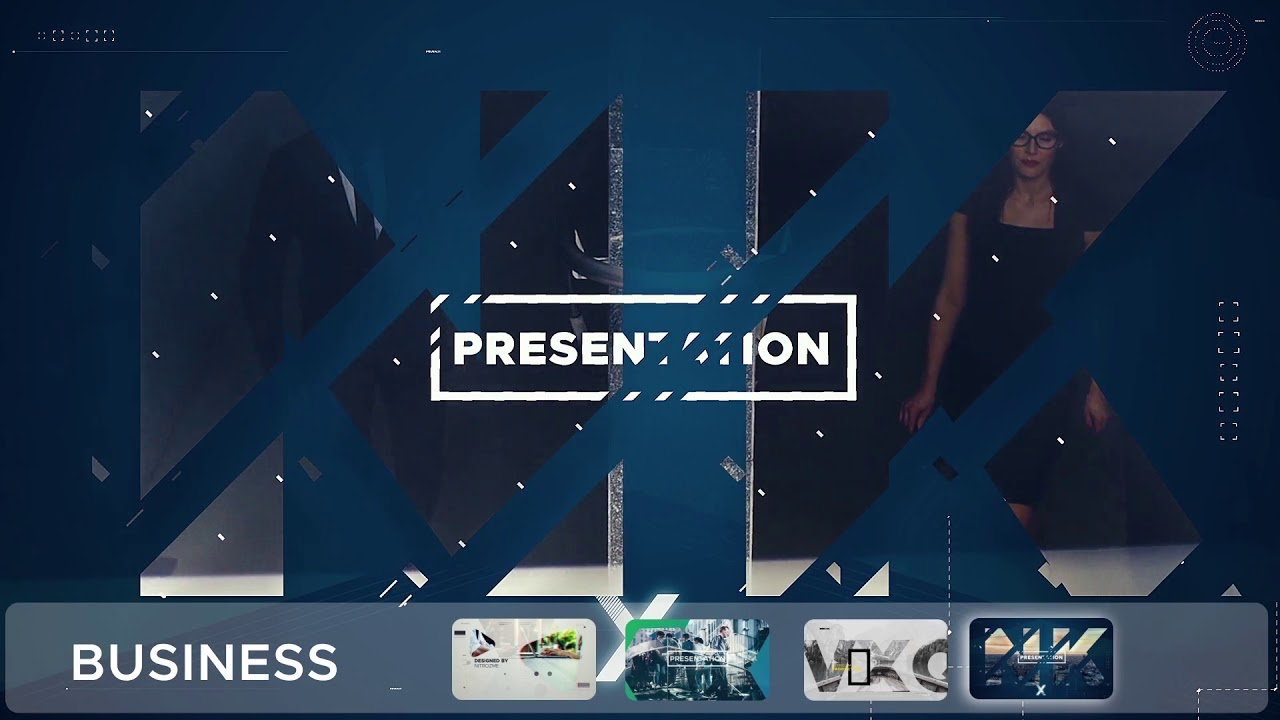 Video Library - Video Presets Package - After Effects template from  Videohive