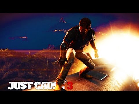 Just Cause 3 - Bavarium on a Plane!!! ep. 10 - JC3 Let's Play & Funny Moments!